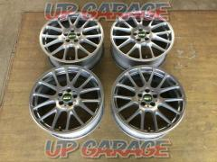 ※ BBS (BB S) RE-L2 Diamond Silver RE5005 Four