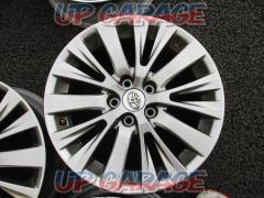 Toyota (TOYOTA) 20 series Velfire Anaphase Original wheel
