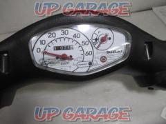 SUZUKI CA43 Let's Genuine meter