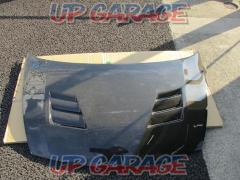 M & M HONDA Carbon bonnet Civic FD2