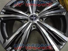 TOPY (Topy) DORFREN (Dorufuren) GALLAS (5HOLE) Gun metallic mirror polish