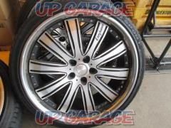 TREASURE ONE (Treasure One Company) Lxryhanes (Raguji Haynes) LH-110 Wheel only four set