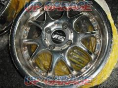 MARUKA SERVICE (Marca Service) MANARAY SPORT VERTEC (Manarei Sports Vernon Tech) VRS Wheel only four set
