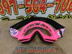 Hundred percent STRATA Off-road goggles Clear lens