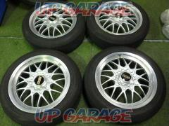 [Wheel only] BBS (BB es) RG2