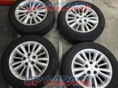 Wheel only Toyota original (TOYOTA) Crown original wheel