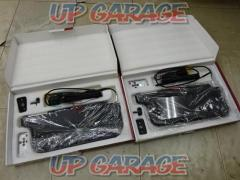 7 inches Sun visor monitor Right and left