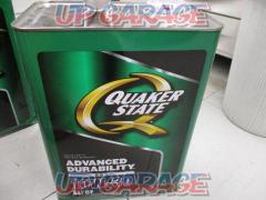 レッドアンドイエロー QUAKER STATE ADVANCED DURABILITY
