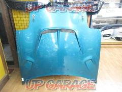 Unknown Manufacturer FRP bonnet FD3S / RX-7 It had been used in the late