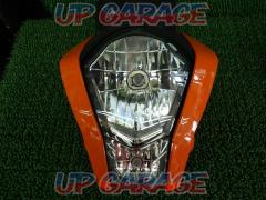 KTM 200DUKE Genuine headlight