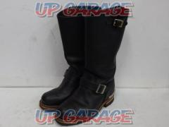 GoldenRetriever Ladies Long Engineer Boots Size 24.0cm