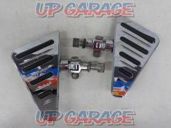 Unknown Manufacturer Step peg left and right set Softail / FXST: EVO