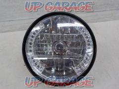 Unknown Manufacturer Φ 150 head light (with LED turn signal) [General purpose / 12 V]