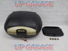 SHAD SH45 Rear box Capacity: 45L