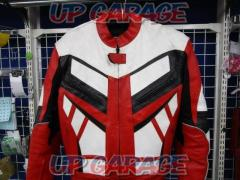 GENUINE leather Leather jacket Size: L