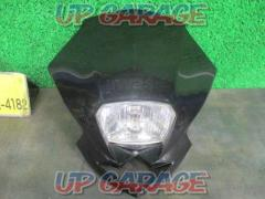 Unknown Manufacturer General purpose headlight & cowl