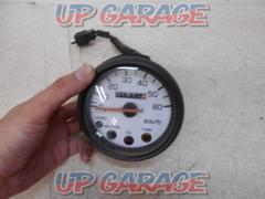 Unknown Manufacturer Model unknown Mechanical meter