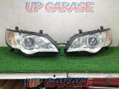 Legacy / BP5 late genuine HID headlight Right and left
