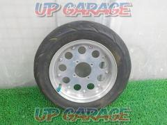 Unknown Manufacturer 10 inches aluminum wheels J number unknown Matching hole type