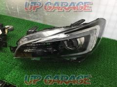 Levorg Subaru genuine (SUBARU) Late genuine headlight