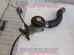 TOYOTA Genuine blow off valve