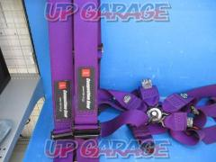 HPI 4-point harness (3 inches) Purple (Purple) Turnbuckle
