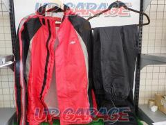 SPOON SPR-553 Rain suit Top and bottom set