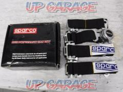SPARCO (Sparco) High performance seat belt 4-point Turnbuckle