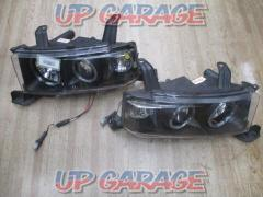 SONAR Lighting ring projector headlights