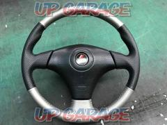 Price down △ TRD Leather steering wheel