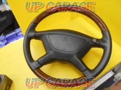 Mitsubishi genuine option NARDI Combi steering Diamante F30