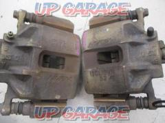 Honda original (HONDA) Accord Euro R CL1 Front caliper (manufactured by NISSIN)