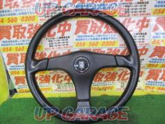 Subaru genuine (SUBARU) Genuine OP NARDI GARA Leather steering wheel