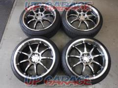 5WORK(ワーク) EMOTION(エモーション) D9R  + GOODYEAR(グッドイヤー) EAGLE IS EXE + GOODYEAR(グッドイヤー) EAGLE IS EXE