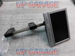 Toyota genuine option V8T-R55 8 inches monitor With headrest stand