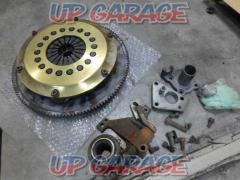 OS Giken Super Single clutch kit RX-7 FD3S With operation conversion parts