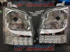 Unknown Manufacturer clear Headlight MH21S / MH22S Wagon R