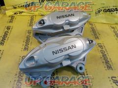 [Unused] Nissan genuine (NISSAN) For skyline coupe 4POT Akebono Caliper front
