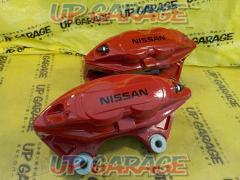 [Unused] Nissan genuine (NISSAN) For Fairlady Z 4POT Akebono Caliper Front only