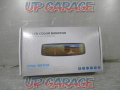 TFT Rearview mirror monitor