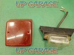 SUZUKI (Suzuki) GF250 / genuine tail lens / number light set