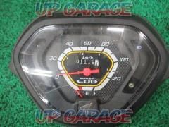 HONDA (Honda) Super Cub 110 Genuine speedometer
