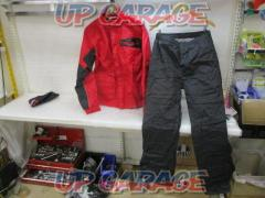 RSTaichi (RS Taichi) Rainbuster top and bottom set Size: L