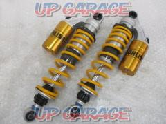 OHLINS (Orleans) Legend Twin gold Rear suspension Used in CB400SF (NC42)
