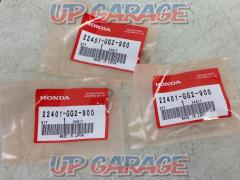 1 HONDA Genuine clutch spring set of 3 22401-GG2-900