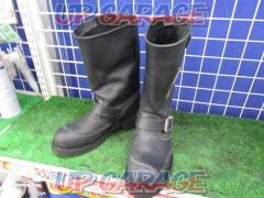 Price Down SENDA Leather boots Size: 6 (about 24.5cm)