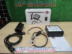 Battery management system charger SHORAI (future)