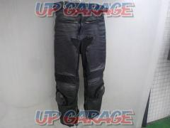 Size: 28 Cloony Leather pants black Boots-in type