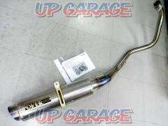 CBR250R (MC41 '11 -' 13) OVER Racing (over Racing) GP PERFORMANCE Full titanium full exhaust
