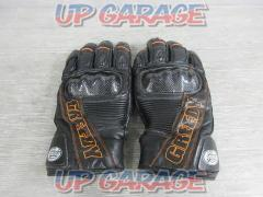 Size: XL GREEDY Leather Winter Gloves
